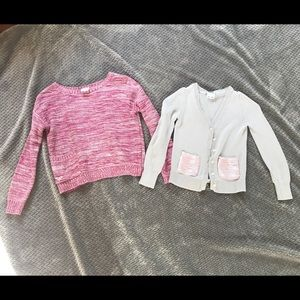 Other - 2 girls sweaters